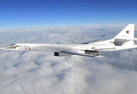 هواپیماهای آمریکایی از مرزهای روسیه در بالتیک جاسوسی کردند
