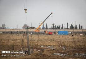 طرح فاضلاب تهران تا پنج سال آینده به اتمام میرسد