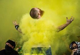 جالبترین لحظههای جهان ورزش + تصاویر