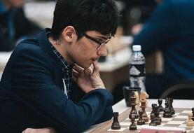 پرونده نمایندگان ایران در جام جهانی شطرنج با شکست فیروزجا بسته شد