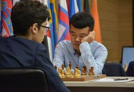 Firoozja drops from Chess World Cup
