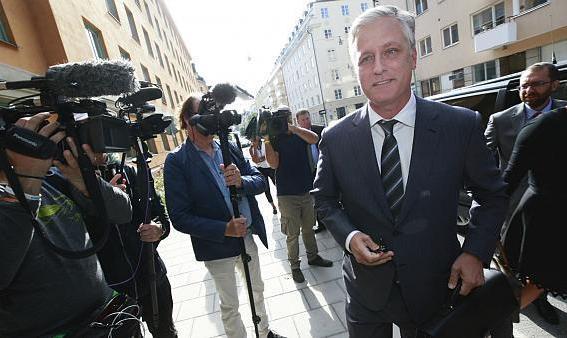 رابرت اوبراین مشاور امنیت ملی کاخ سفید شد