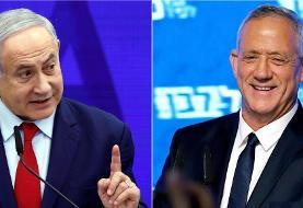 انتخابات اسرائیل: آراء مساوی نتانیاهو و رقیب او