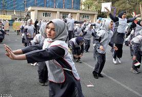 تحویل ۱۸۰ کلاس تربیت بدنی دخترانه تا پایان سال تحصیلی