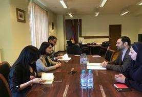 بررسی چگونگی اجرای تفاهمنامه همکاری وزارتخانههای کار ایران و ارمنستان