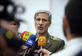 وزیر دفاع ایران: تکذیب دخالت در حمله به آرامکو / پاسخ ما با قاطعیت خواهد بود