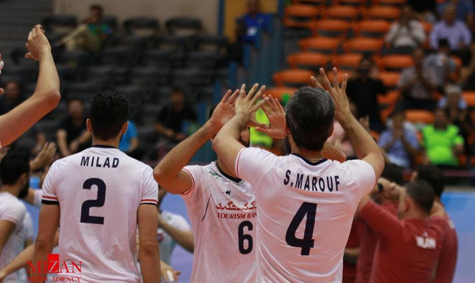 کره جنوبی حریف ایران در نیمه نهایی قهرمانی والیبال آسیا