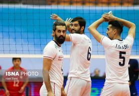 برانیسلاو: برد مقابل تیم ملی والیبال ایران غیرممکن است
