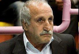 عضویت منصور برزگر در تالار مشاهیر اتحادیه جهانی کشتی