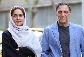 پریناز ایزدیار در اثر جدید کارگردان «شهرزاد» بازی میکند؟