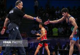 حذف زودهنگام امیرمحمد یزدانی از مسابقات جهانی کشتی