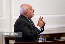 ظریف: اقدام نظامی علیه ایران به جنگی تمام عیار میانجامد