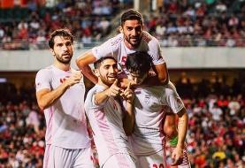 رنکینگ جدید فیفا؛ ایران در رده ۲۳ جهان و اول آسیا