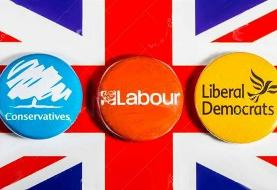 UK Poll: LibDems overtake Labour in potential general election
