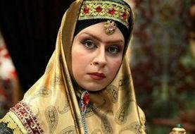 اوضاع جسمی نابه سامان بازیگر زن سریال مهران مدیری