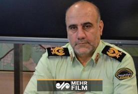 پاسخ فرمانده نیروی انتظامی به حضور بانوان در ورزشگاه برای شهرآورد