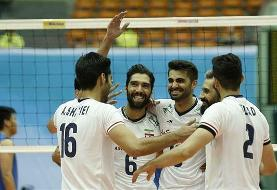 Iran advance to Asian Volleyball C'ship semis