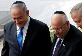 گانتز پیشنهاد نخستوزیری چرخشی با نتانیاهو را رد کرد