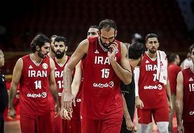 صعود ۵ پلهای تیم ملی بسکتبال ایران در رنکینگ جهانی