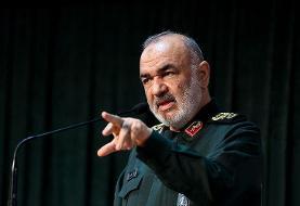 سردار سلامی: امروز جهاد ما در ساختن و آباد کردن است