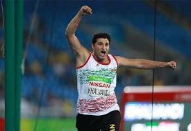 دنبال سومین مدال طلای پارالمپیک هستم/ میتوانیم مدالهای بیشتری نسبت به ریو کسب کنیم