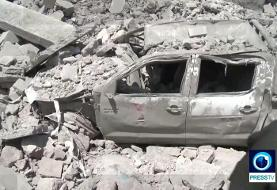 Another Saudi massacre in Yemen: Over 100 killed