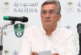 مدیر الاهلی در حمایت از برانکو استعفا داد