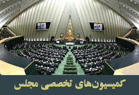 استیضاح وزیر جهاد کشاورزی و تحقیق و تفحص از شهرداری تهران دستور هفتگی کمیسیونهای مجلس