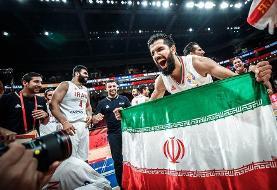 صعود ۵ پلهای تیم ملی بسکتبال ایران در آخرین رده بندی فدراسیون جهانی بسکتبال