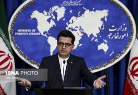 موسوی: آمریکاییها باید قبول کنند که سیاست تحریم، شکست خورده است