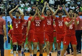 2019 Asian Volleyball C'ship: Iran 3-1 South Korea