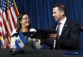 The Latest: US may send some asylum-seekers to El Salvador