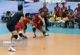 استرالیا حریف ایران در فینال والیبال قهرمانی آسیا شد