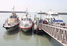 ممنوعیت تردد شناورها در بندرعباس از بامداد فردا
