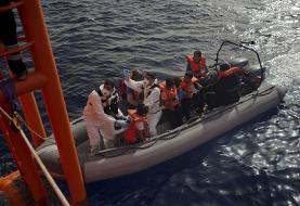 The Latest: Greek refugee camp unable to house new arrivals
