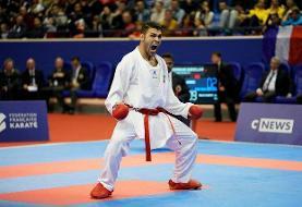 راهیابی پورشیب به فینال لیگ جهانی کاراته وان شیلی