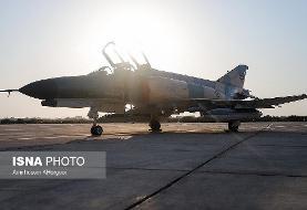 سپاه و ارتش با این جنگندهها، امنیت را به آسمان ایران آوردهاند +تصاویر