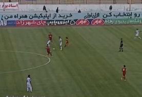 طلسم تراکتور بعد از ۲۰۵ دقیقه شکست/ شکست گل گهر در تبریز
