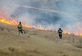 هشدار محیط زیست و منابع طبیعی مازندران به احتمال آتشسوزی