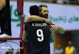 انتقاد شدید سعید معروف از فدراسیون والیبال