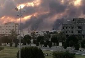 توضیحات ظریف درباره حمله به تاسیسات نفتی عربستان