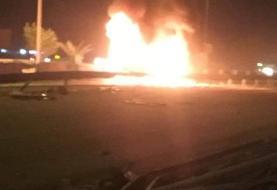 (تصاویر) انفجار در کربلا
