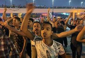 Protests against Egypt's president erupt in capital Cairo, some other cities