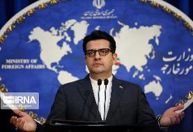 سخنگوی وزارت امور خارجه: آمریکاییها شکست را قبول کنند