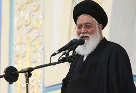 علمالهدی: به ایران حمله کنند اسرائیل در نصف روز خاک میشود