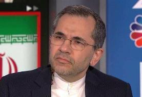 هیچ اطلاعات دروغینی علیه ایران،نمیتواند واقعیت را درباره فعالیتهای غیرقانونی آمریکا تغییر دهد