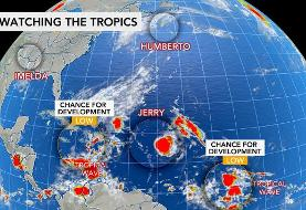 Atlantic likely to churn out tropical systems into 2nd half of September