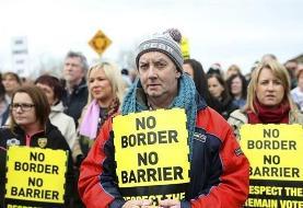 Ireland: 'Civil unrest' on UK border if Brexit fails