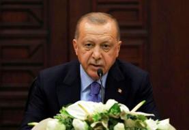 اردوغان: آمریکا در منطقهای حضور دارد که به آن دعوت نشده است