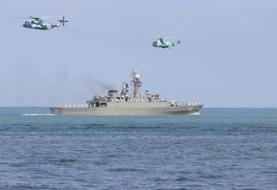 ایران با چین و روسیه در دریای عمان مانور نظامی برگزار میکند
